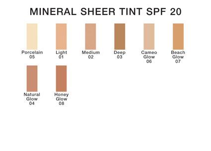 mineralsheertint